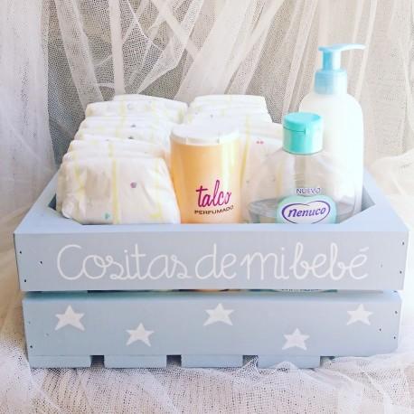 Cajita Aseo Bebé